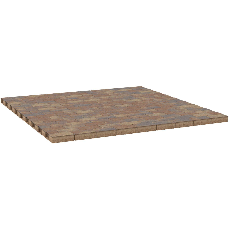 RechteckPflaster Beton Herbstbunt Cm X Cm X Cm Kaufen Bei OBI - Terrassen pflaster kaufen