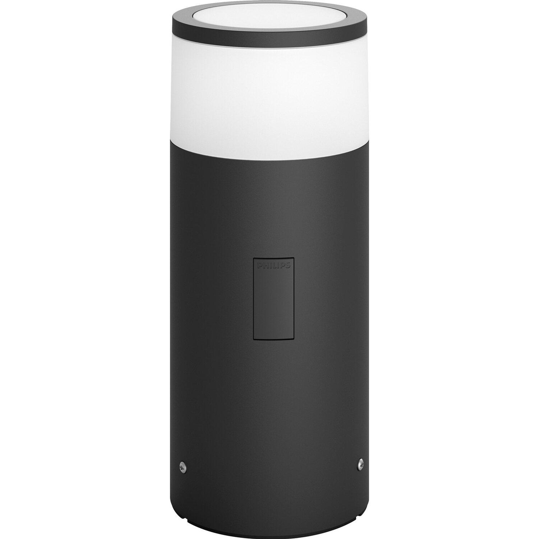 Philips Hue LED-Sockelleuchte Basis-Set Calla White and Color Ambience EEK: A+