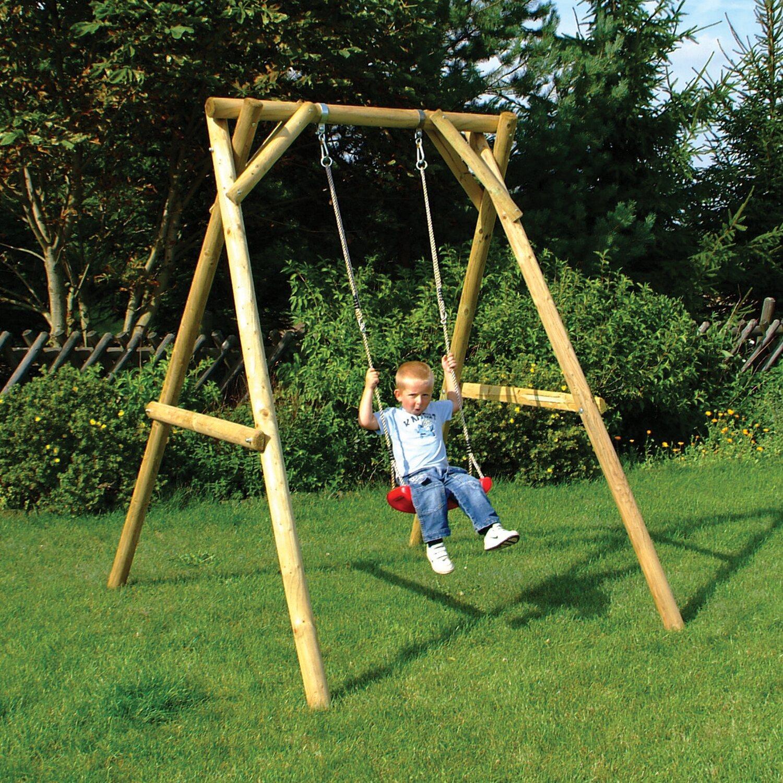 Kinderschaukel Poldi 230 cm x 220 cm x 225 cm kaufen bei OBI