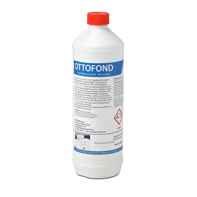 Desinfektionsmittel für Whirlpools 1 l