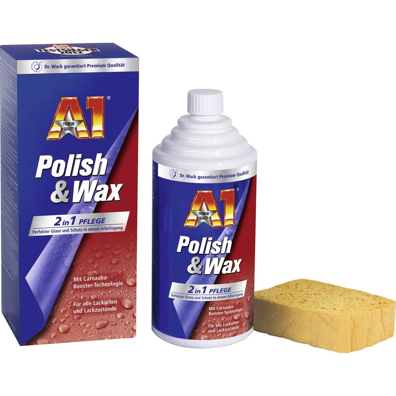 Dr Wack Dr. Wack A1 Polish&Wax 500 ml