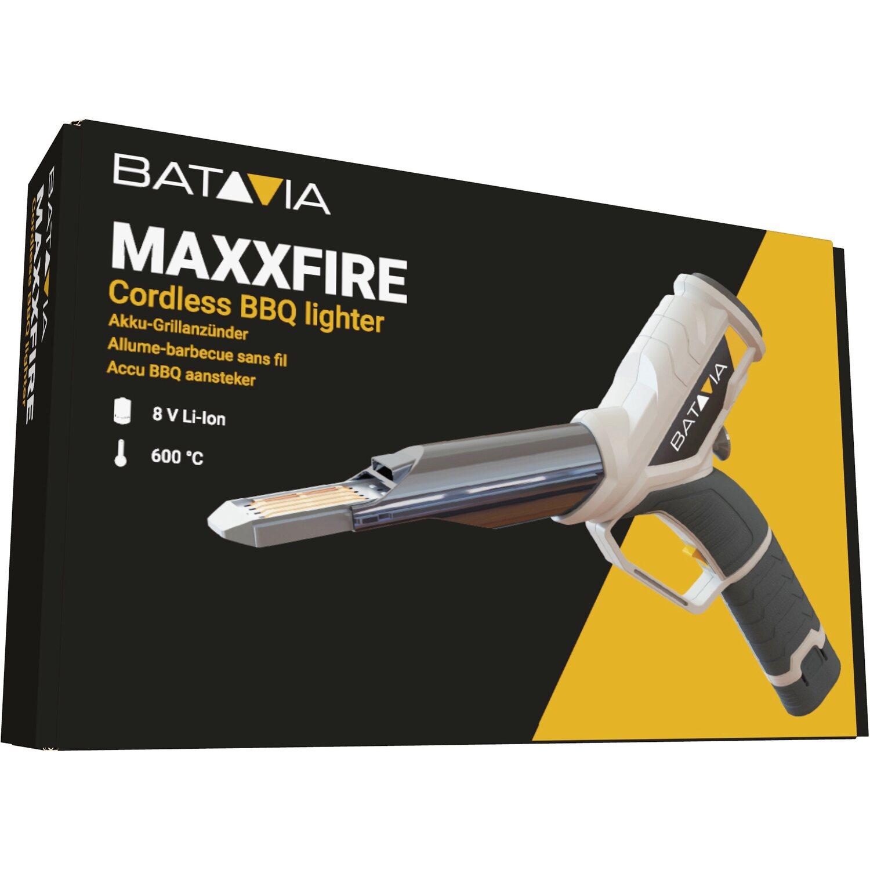 BATAVIA Grillanzünder MaxxFire Li-Ion 8 V