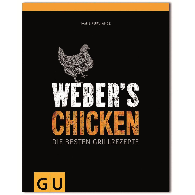 Webers Chicken Buch