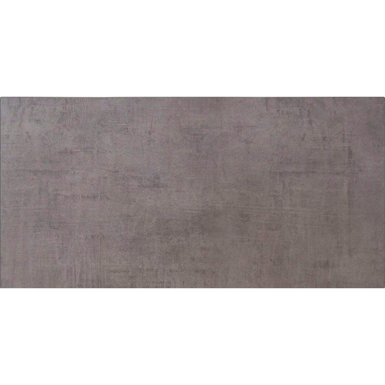 Sonstige Feinsteinzeug Cement Anthrazit Matt 30 cm x 60 cm
