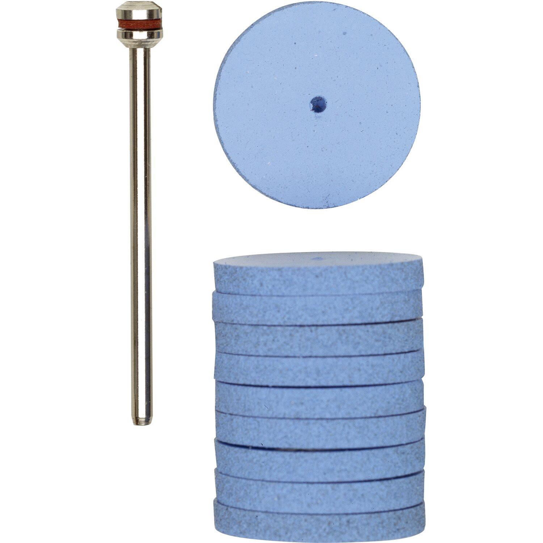 proxxon silikon polierscheiben rad 22 mm 10 st ck mit tr ger kaufen bei obi. Black Bedroom Furniture Sets. Home Design Ideas