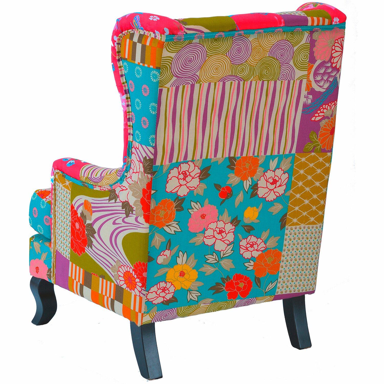 kindersessel patchwork williamflooring. Black Bedroom Furniture Sets. Home Design Ideas