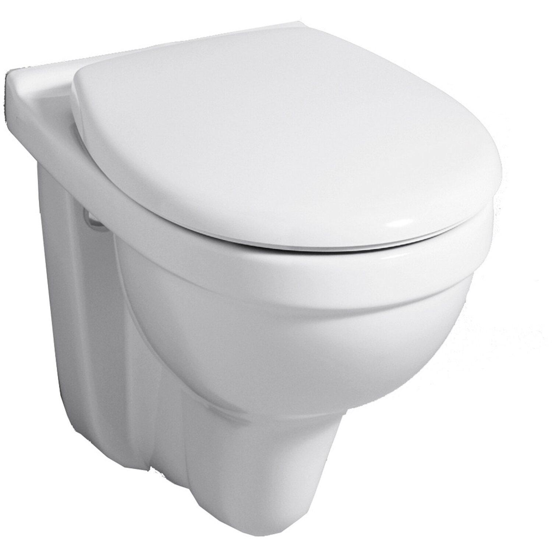Geberit Wand-WC Renova Comfort Tiefspüler Spülrand Erhöht Weiß