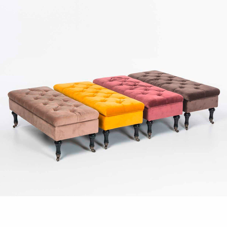 Best of home Sitzbank mit Stauraum Camel kaufen bei OBI