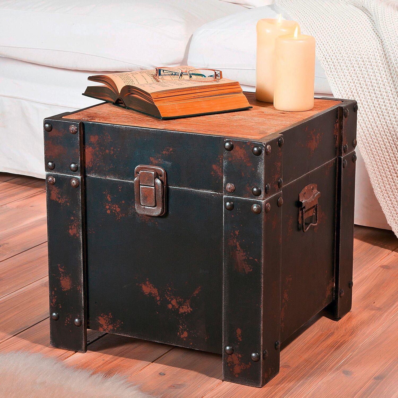 Best Of Home Holztruhe Antik Kaufen Bei Obi