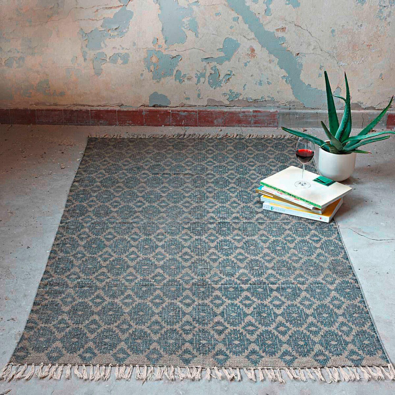 Best of home teppich rauten 120 cm x 180 cm kaufen bei obi for Dekoartikel billig
