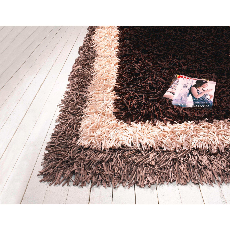 best of home teppich mit zotteln 90 cm x 160 cm natur kaufen bei obi. Black Bedroom Furniture Sets. Home Design Ideas