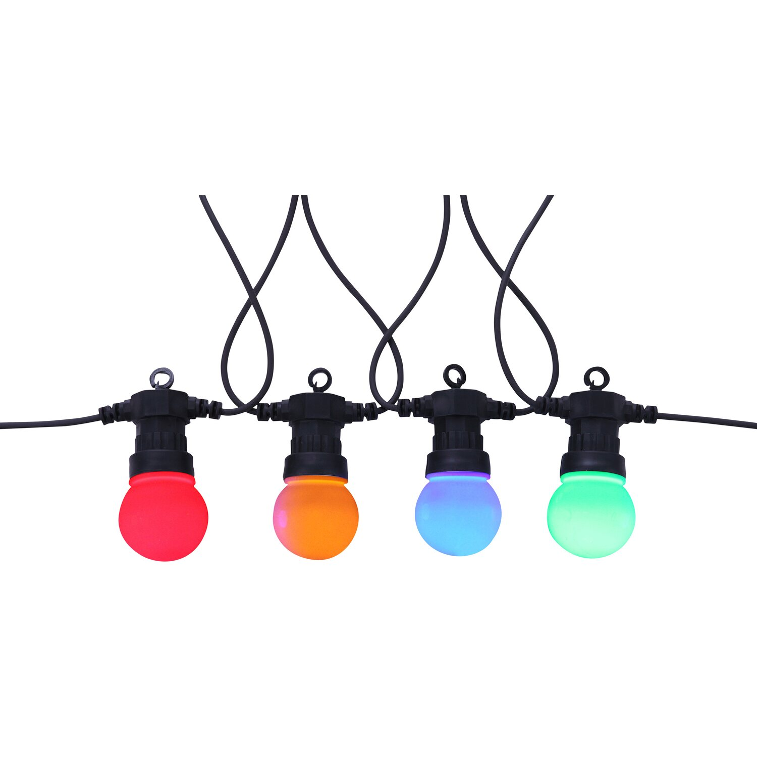 globo led lichterkette nirvana l nge 7 5 m eek a kaufen bei obi. Black Bedroom Furniture Sets. Home Design Ideas