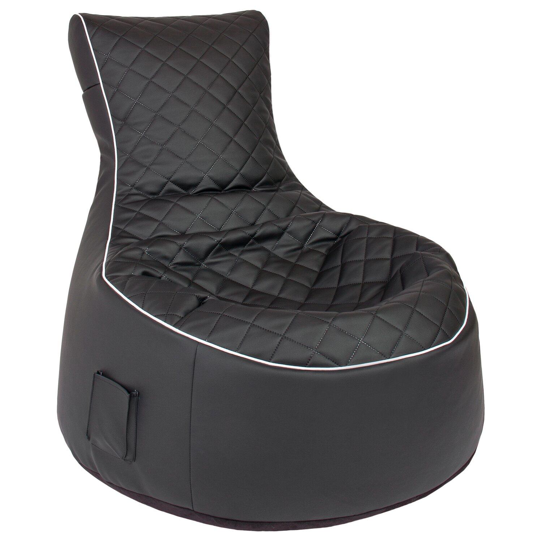 Sitting Point Sitzsack Swing Modo Tap 300 L Schwarz