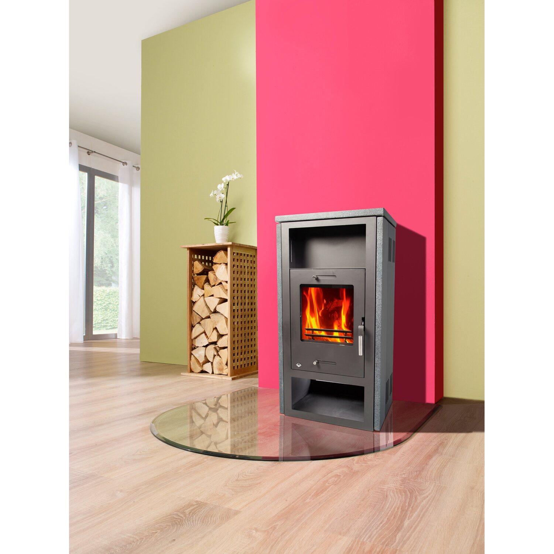 kaminofen erebus 2 granit 7 kw kaufen bei obi. Black Bedroom Furniture Sets. Home Design Ideas