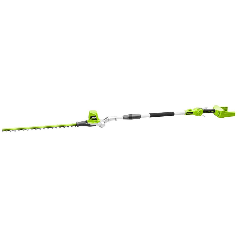 Zipper Akku-Hochheckenschere ZI-HST 40 V   Garten > Gartengeräte > Heckenscheren   Zipper