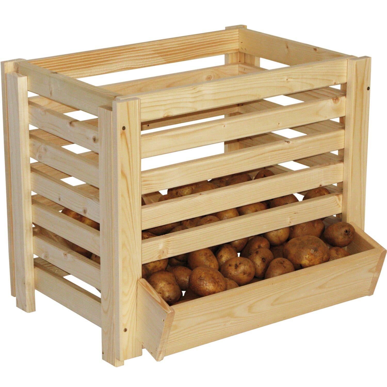 Wohnzimmer und Kamin obi gartenhäuser : Kartoffelkiste Universal 50 kg kaufen bei OBI