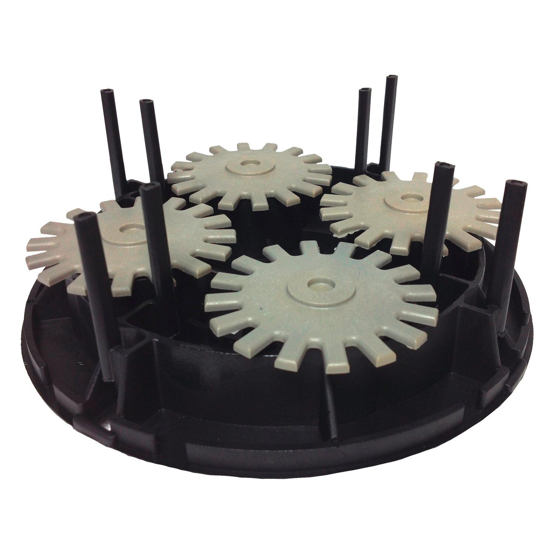 Kann Plattenlager höhenverstellbar für Betonplatten 32 Stück