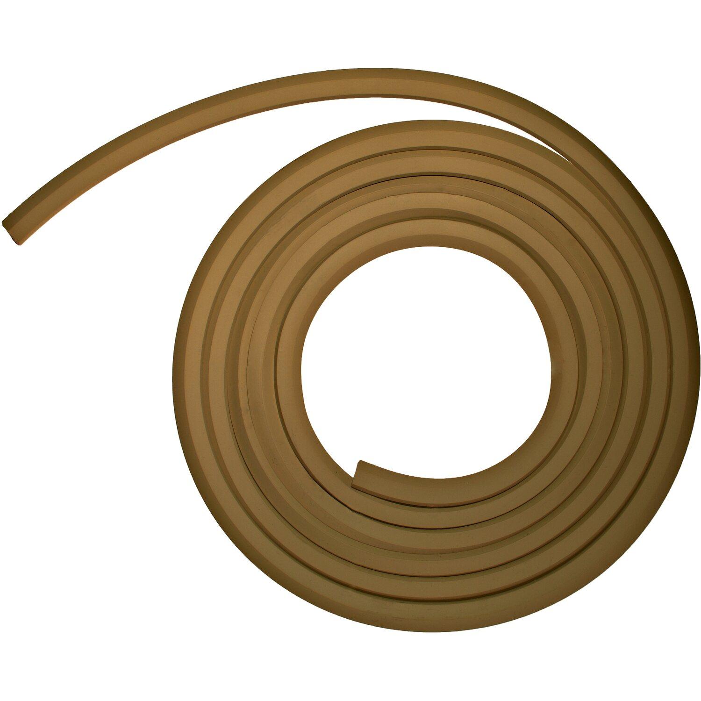 t rdichtung f r holzzargen beige 5 m kaufen bei obi. Black Bedroom Furniture Sets. Home Design Ideas