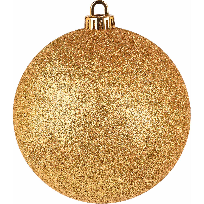 xxlweihnachtskugel Ø 20 cm gold kaufen bei obi