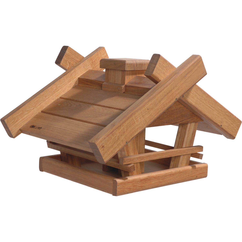 dobar vogelhaus gartenwald eichenholz kaufen bei obi. Black Bedroom Furniture Sets. Home Design Ideas