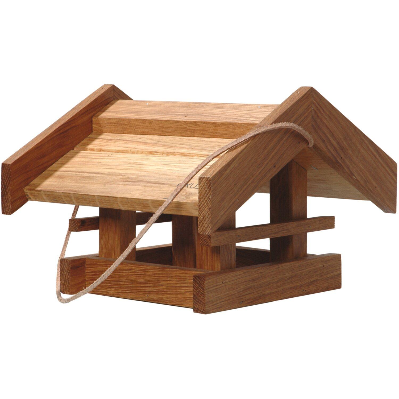 dobar vogelfutterhaus basis eichenholz kaufen bei obi. Black Bedroom Furniture Sets. Home Design Ideas