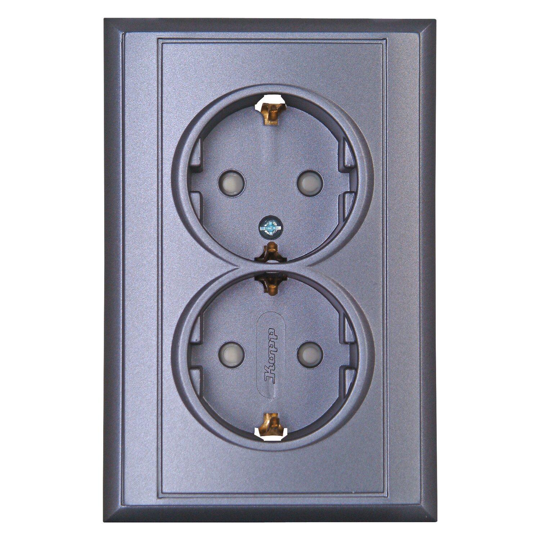 schaltbare steckdose unterputz gallery of unterputz renkforce relais wei ip with schaltbare. Black Bedroom Furniture Sets. Home Design Ideas