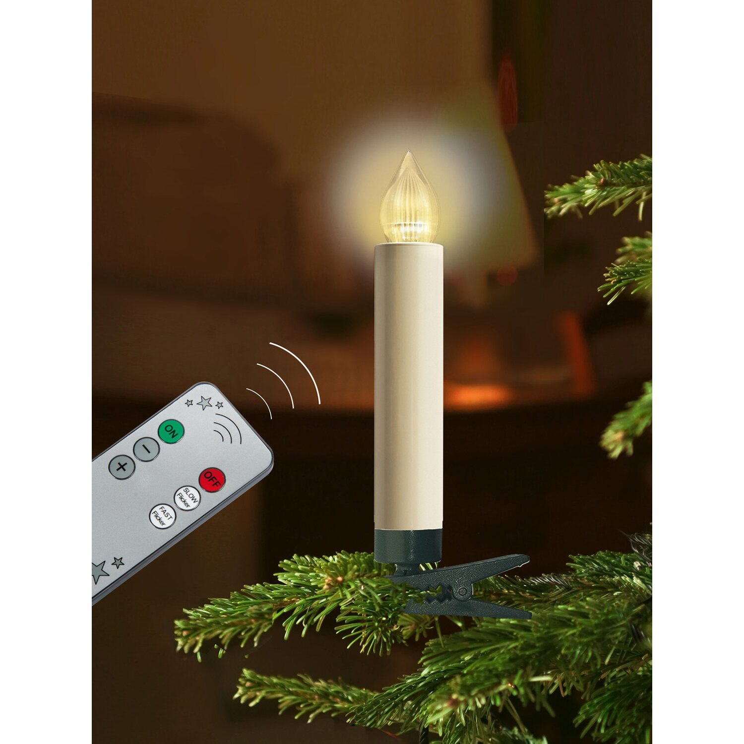 Casaya led christbaum lichterkette