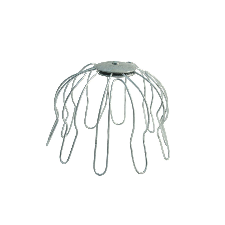 marley laubfangkorb f r zink dachrinnen dn 80 kaufen bei obi. Black Bedroom Furniture Sets. Home Design Ideas
