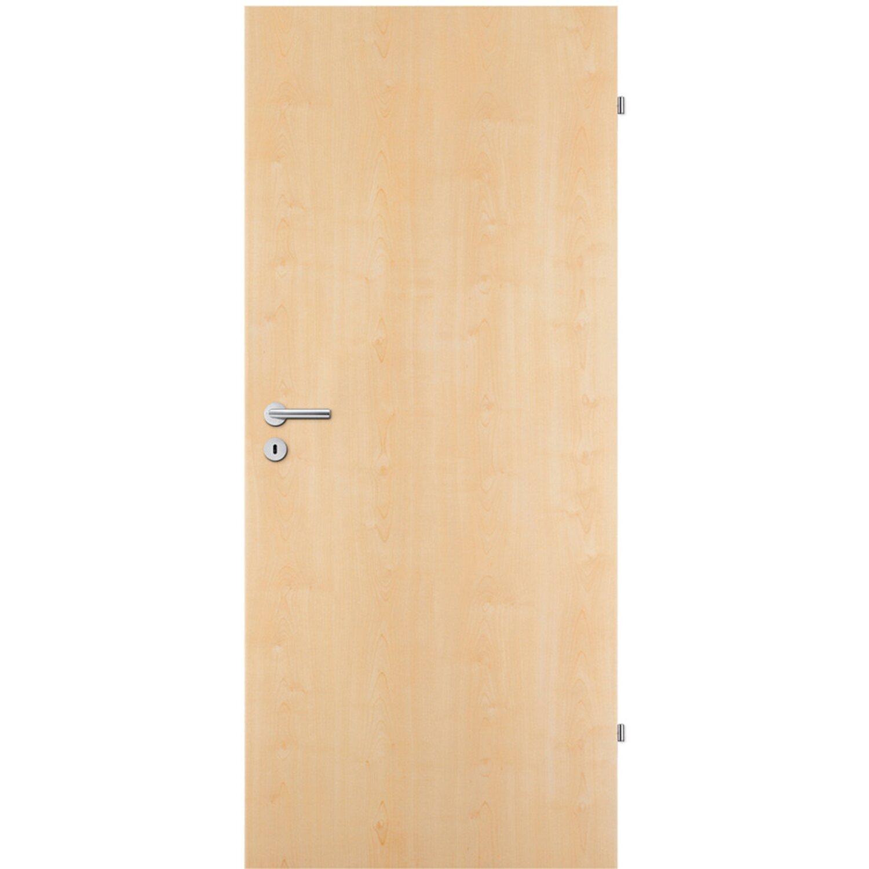 Sonstige Zimmertür CPL Ahorn Holznachbildung 86 cm x 198,5 cm DIN Rechts