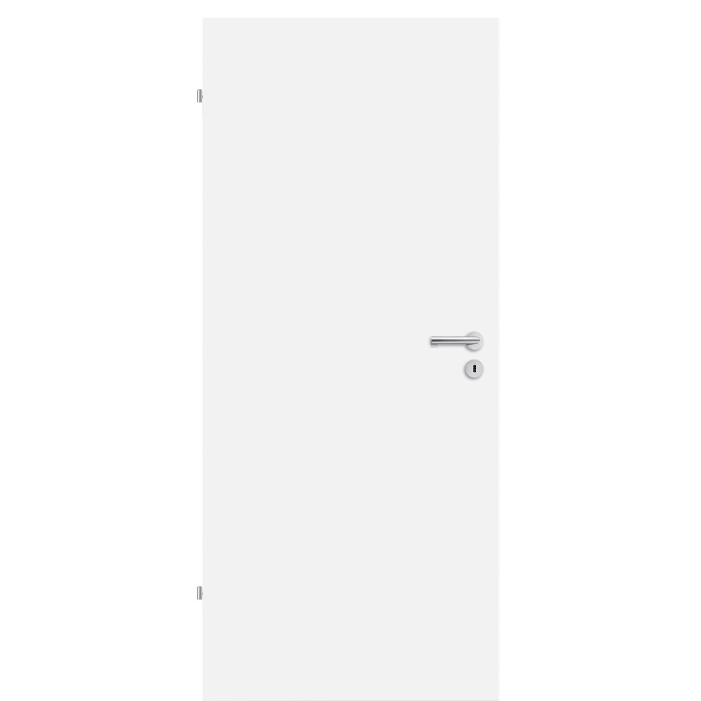 Borne Zimmertür CPL Weiß 73,5 cm x 198,5 cm Anschlag Links