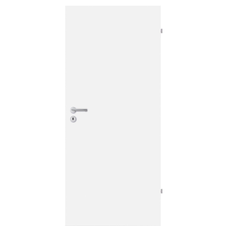 Borne Zimmertür CPL Weiß 73,5 cm x 198,5 cm Anschlag Rechts