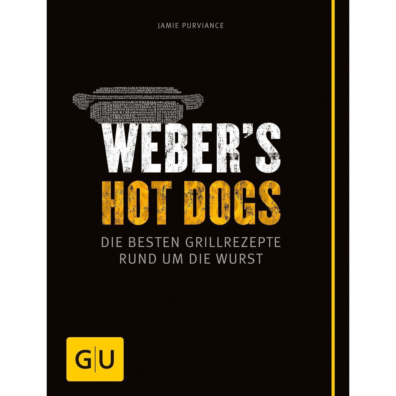 Webers Hot Dogs Buch