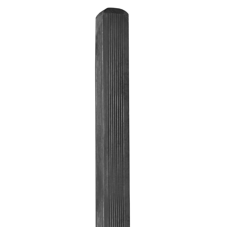 Andrewex Pfosten 120 cm Anthrazit
