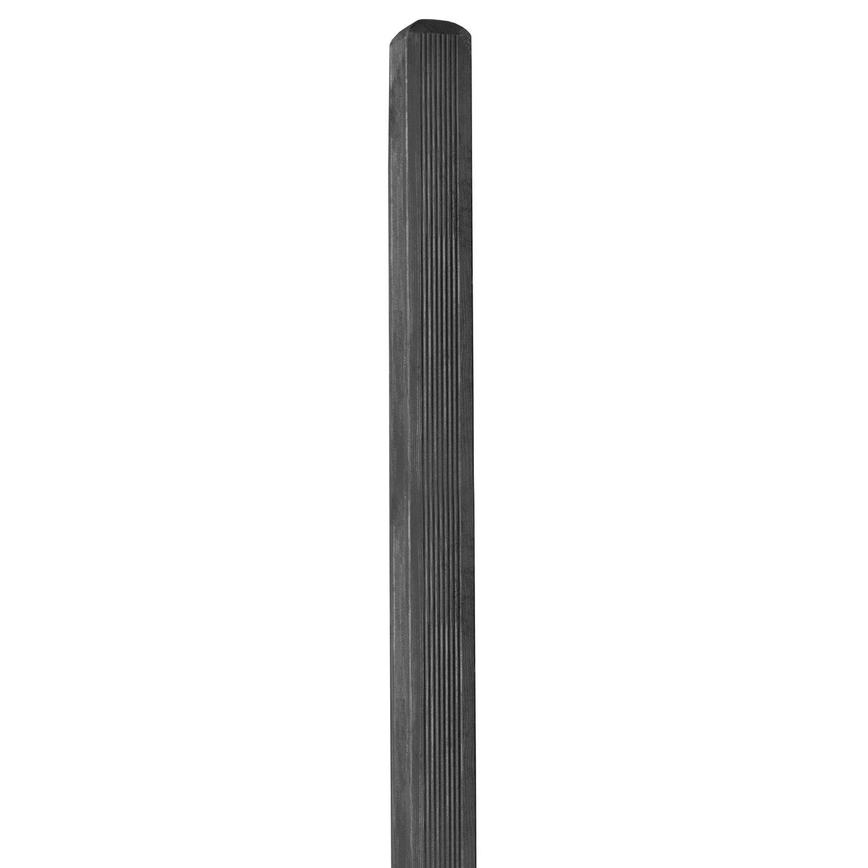 Andrewex Pfosten 185 cm Anthrazit