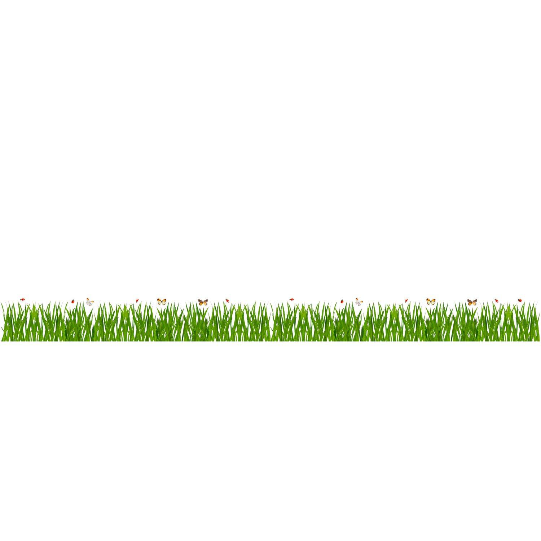 Inspirierend Wandtattoo Gras Ideen Von Rand