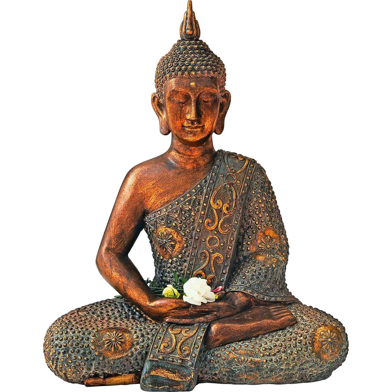 best of home Best of home Dekofigur Buddha 59 cm x 49 cm x 29 cm