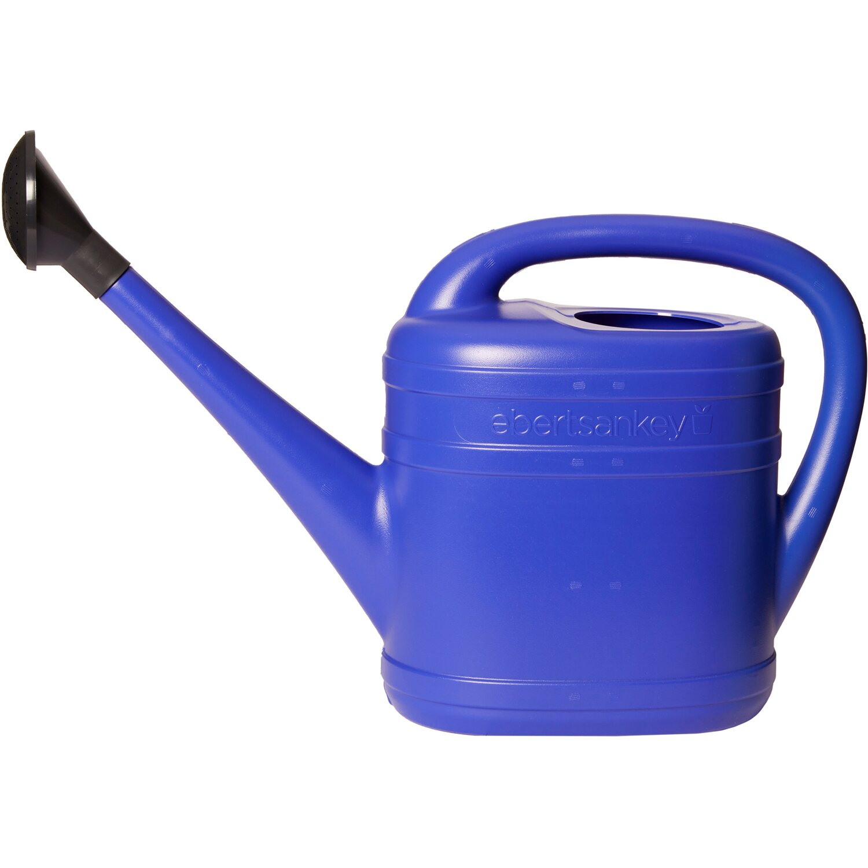 Ebertsankey Gießkanne Garden 10 l Blau aus Recycling-Kunststoff