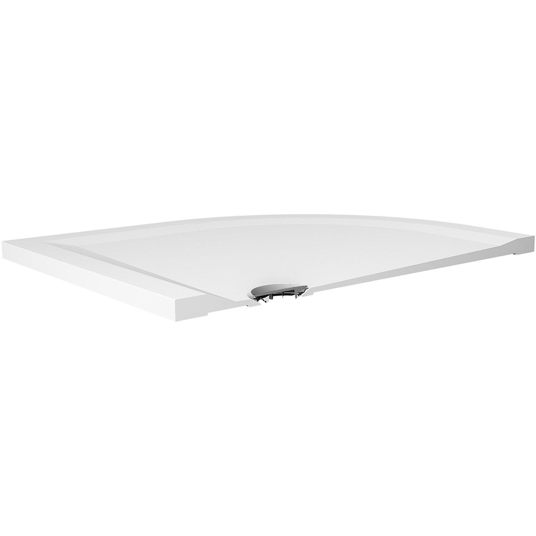 Breuer Rund-Duschwanne Flat Line Design 90 cm x 90 cm günstig online kaufen