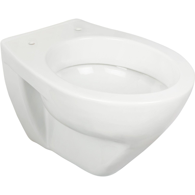 AquaSu  laPino Wand-WC Tiefspüler Weiß