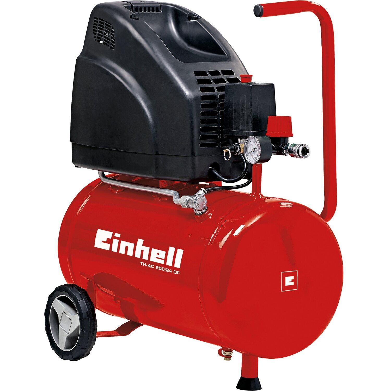 Einhell Kompressor TH - AC 200/24 OF 1.100 W