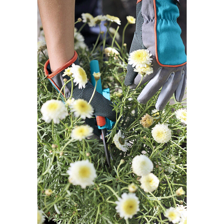 und Bodenhandschuh Gr.7//S Gartenhandschuh Bodenbearbeitung Neu Gardena Pflanz