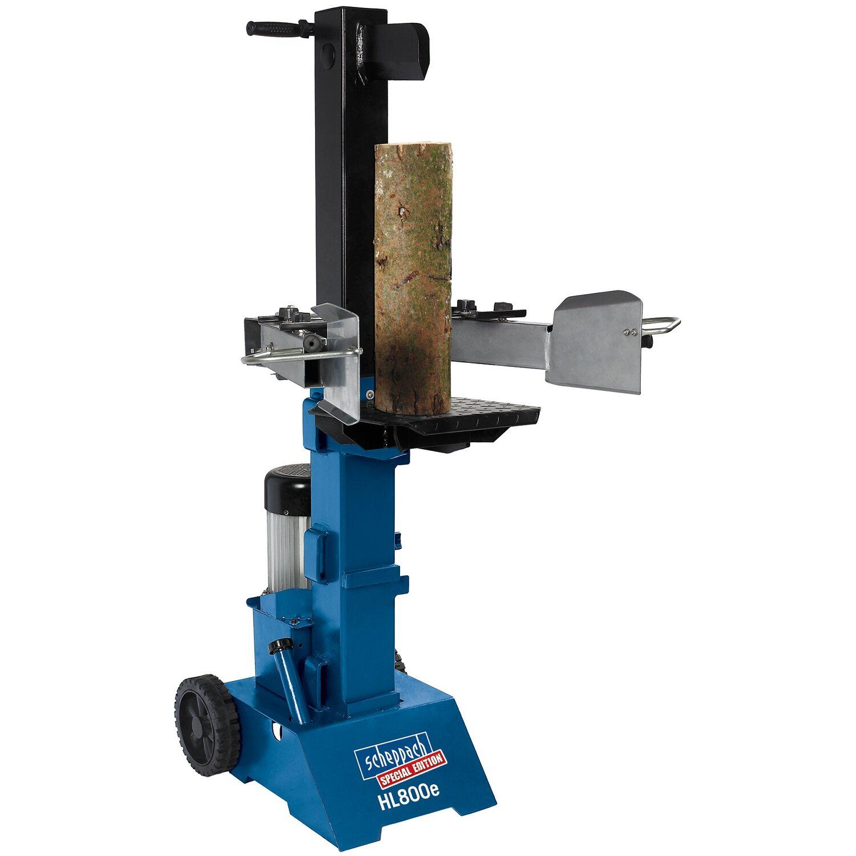 Scheppach Brennholzspalter Hl800e Kaufen Bei Obi
