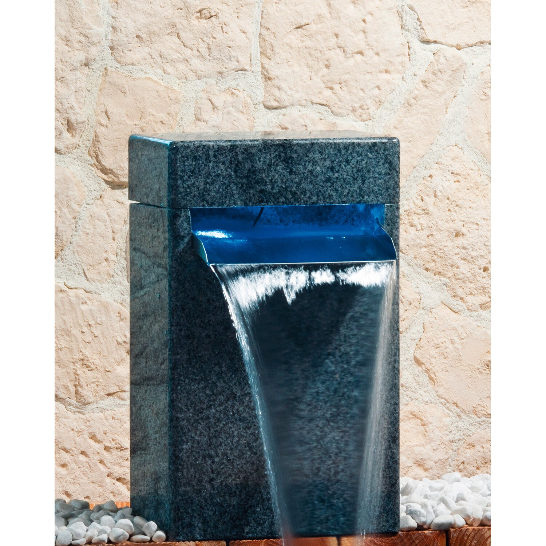 Heissner Granit Wasserspiel Objekt Victoria Kaufen Bei Obi