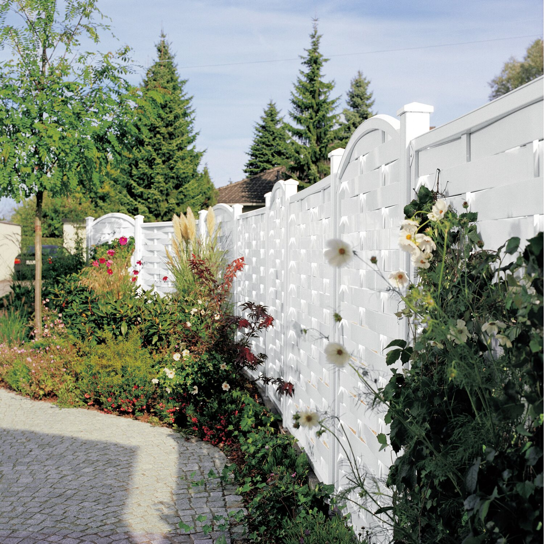 Zaun Zubehor Tor Und Einsteckschloss Longlife Romo 98 Cm X 164 Cm