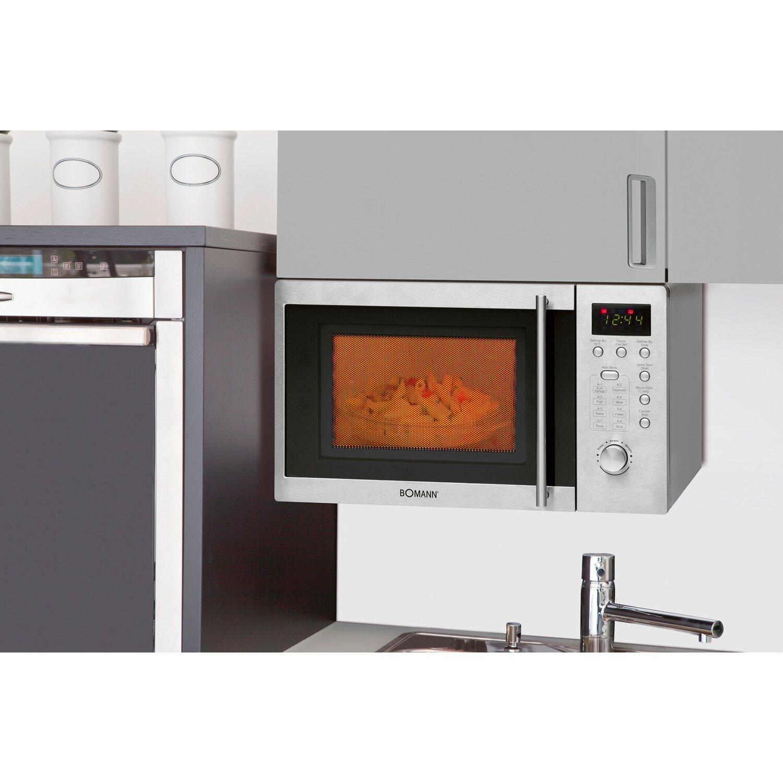 bomann mikrowelle mit grill mwg 2211 u cb kaufen bei obi. Black Bedroom Furniture Sets. Home Design Ideas
