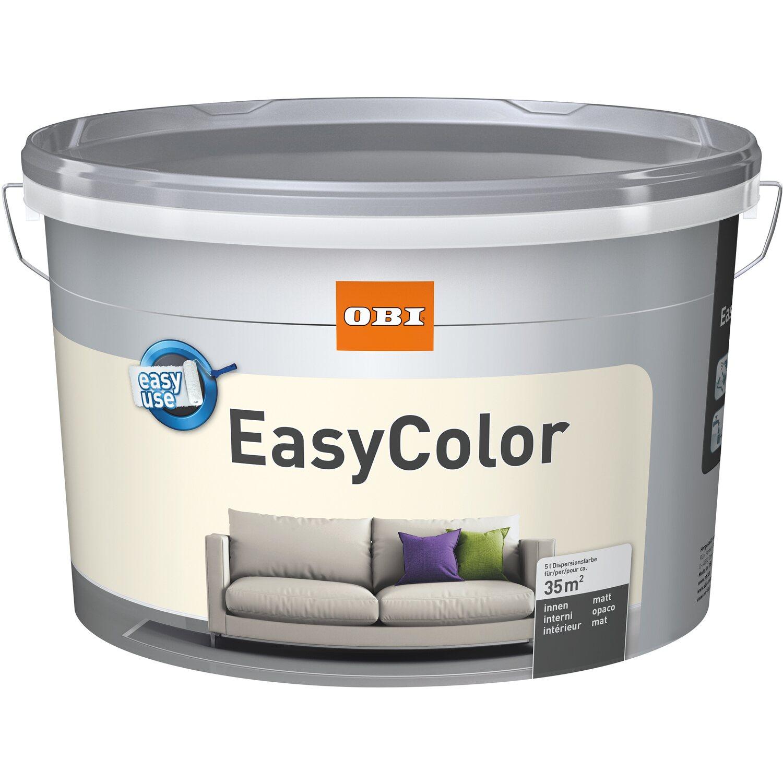 obi easycolor vanilla 5l kaufen bei obi. Black Bedroom Furniture Sets. Home Design Ideas