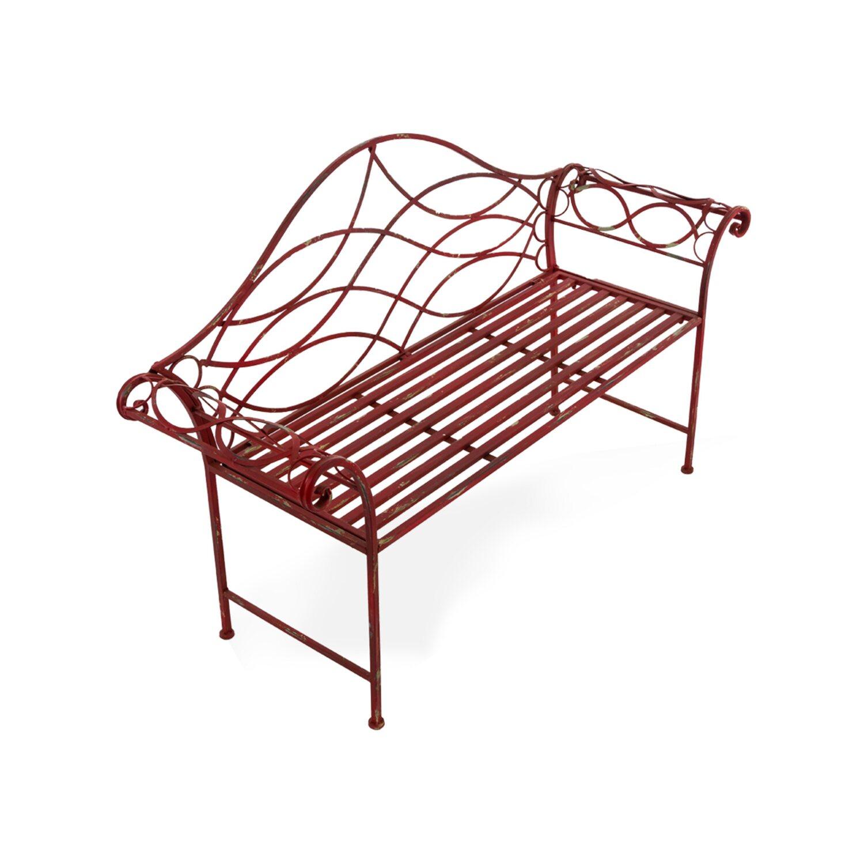 Best of home Gartenbank Red 2-Sitzer kaufen bei OBI