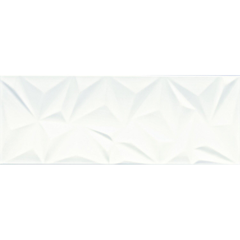 Sonstige Wandfliese Structure Weiß 30 cm x 80 cm