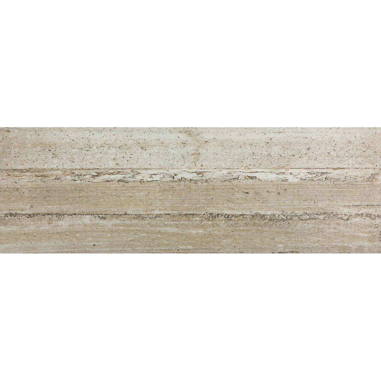 Sonstige Feinsteinzeug Concrete Bianco 30 cm x 90 cm