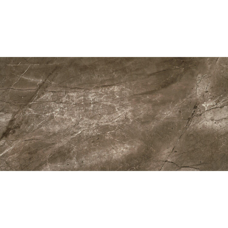 Sonstige Bodenfliese Marmol Sepia 45 cm x 90 cm